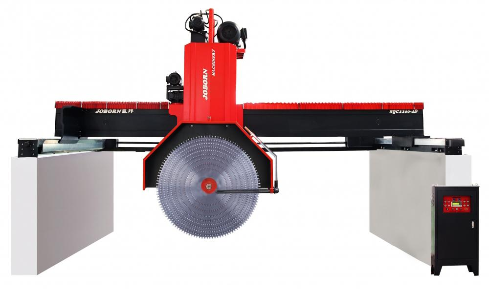 Block Cutting Bridge Saw, Marble and Granite Cutting Saw